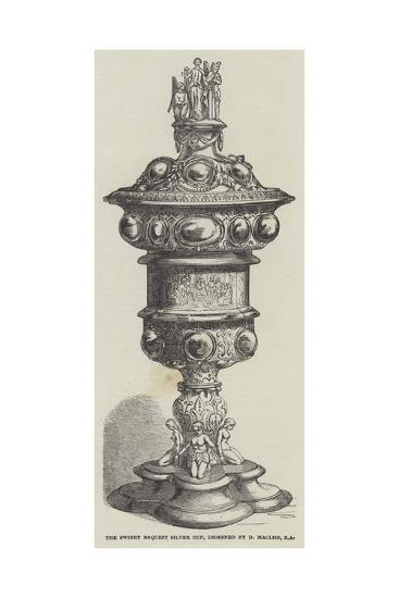 The Swiney Bequest Silver Cup--Giclee Print
