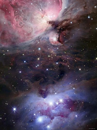 The Sword of Orion-Stocktrek Images-Photographic Print