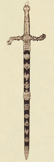 'The Sword of State', 1937-Unknown-Photographic Print