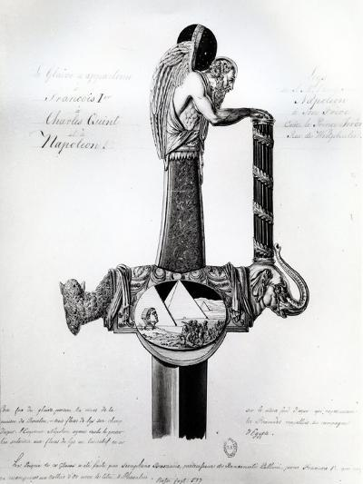 The Sword Owned by Francis I of France--Giclee Print