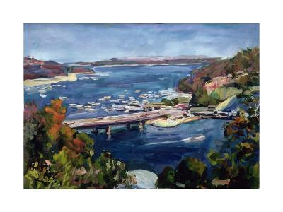 The Sydney Split, 1995-Ted Blackall-Giclee Print