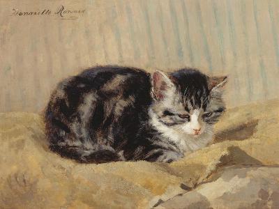 The Tabby-Henriette Ronner-Knip-Giclee Print
