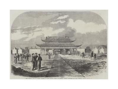 The Taeping War in China--Giclee Print