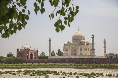 The Taj Mahal, Agra, Uttar Pradesh, India-Roberto Moiola-Photographic Print