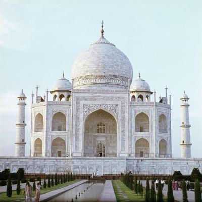 The Taj Mahal--Giclee Print