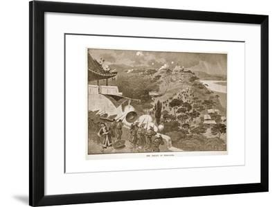 The Taking of Ping-Yang--Framed Giclee Print