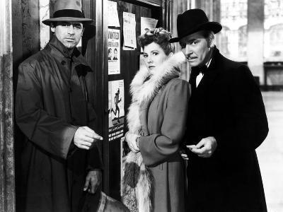 The Talk Of The Town, Cary Grant, Jean Arthur, Ronald Colman, 1942--Photo