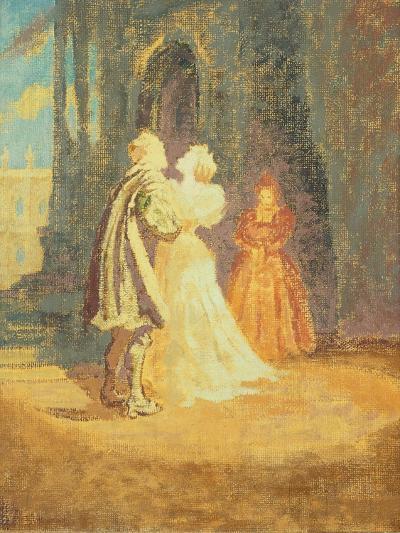 The Taming of the Shrew, 1937-Walter Richard Sickert-Giclee Print