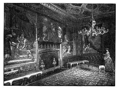 The Tapestry Room, St James's Palace, London--Giclee Print