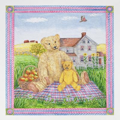 The Teddy Bears' Picnic-Catherine Bradbury-Giclee Print