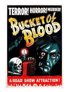 The Tell-Tale Heart, (aka Bucket of Blood), 1934