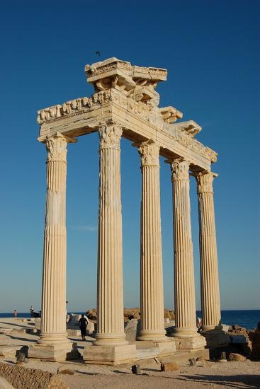 The Temple of Apollo, Side, Turkey--Photographic Print