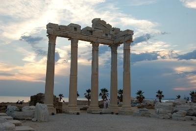 The Temple of Apollo, Side, Turkey--Photographic Print