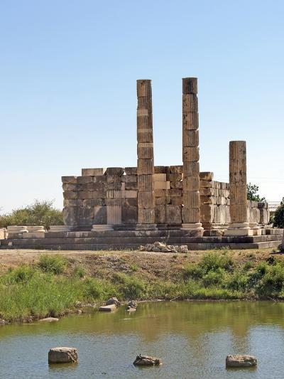 The Temple of Leto, Letoon, Turkey--Photographic Print