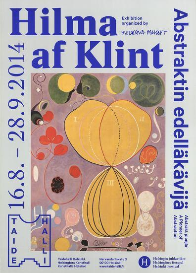 The Ten Largest, No. 7, Adulthood Group IV-Hilma af Klint-Art Print