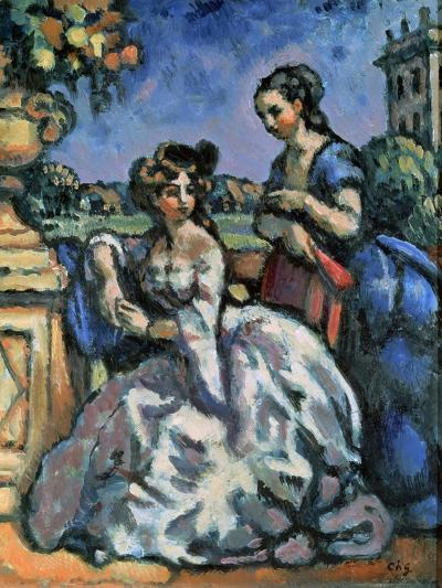 The Terrace, 1909-Charles Guerin-Giclee Print