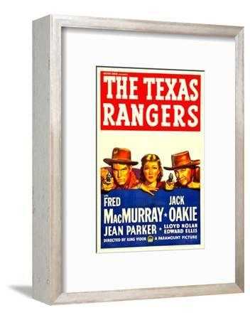 The Texas Rangers, Fred Macmurray, Jean Parker, Jack Oakie, 1936