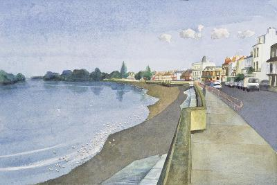 The Thames at Barnes-Isabel Hutchison-Giclee Print