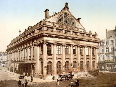 The Theatre, Lillie, France, Published C.1895--Giclee Print