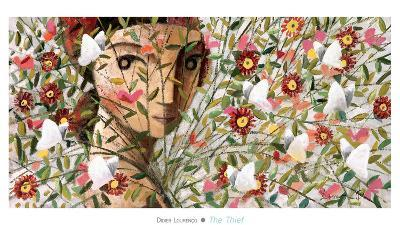 The Thief-Didier Lourenco-Art Print