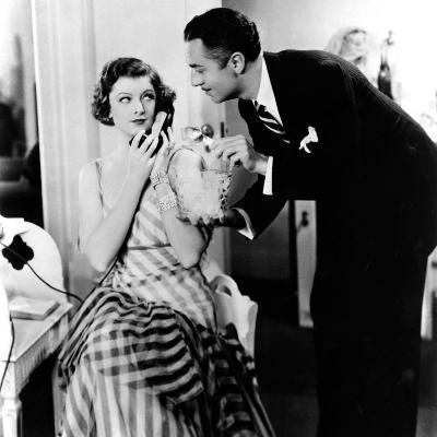 The Thin Man, Myrna Loy, William Powell, 1934--Photo