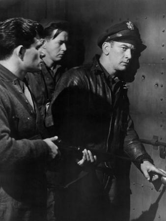 The Thing From Another World, Dewey Martin, William Self, Kenneth Tobey, 1951