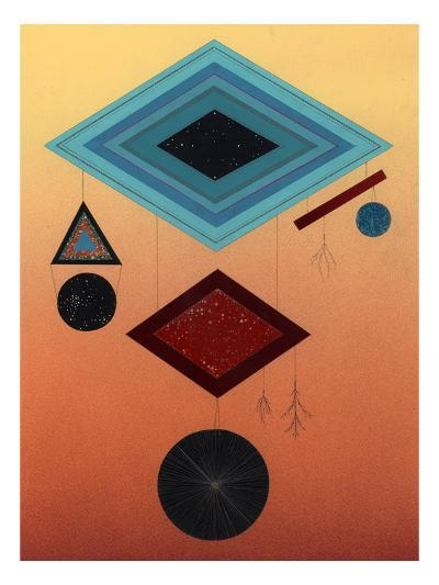 The Things That Dangle-Mark Warren Jacques-Premium Giclee Print