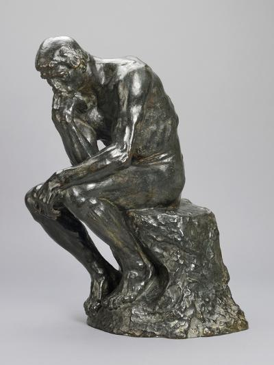 The Thinker-Auguste Rodin-Giclee Print