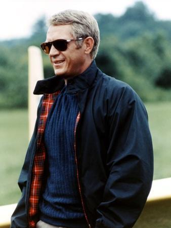 The Thomas Crown Affair 1968 Directed by Norman Jewison Steve Mcqueen