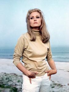 The Thomas Crown Affair, Faye Dunaway, 1968