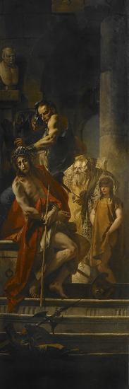 The Thorn Coronation Christi-Giambattista Tiepolo-Giclee Print