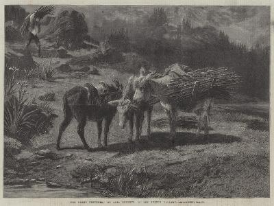 The Three Brothers-Rosa Bonheur-Giclee Print