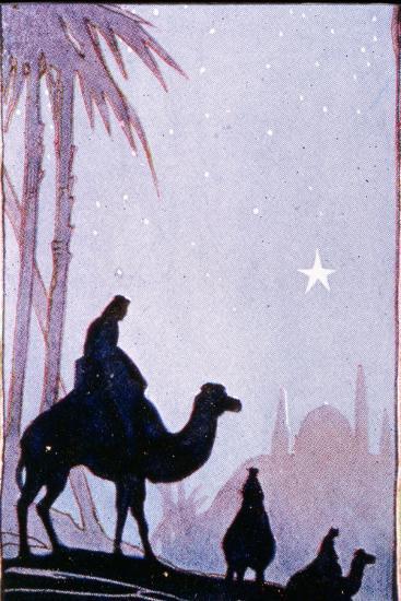 The Three Kings, 1930s--Giclee Print