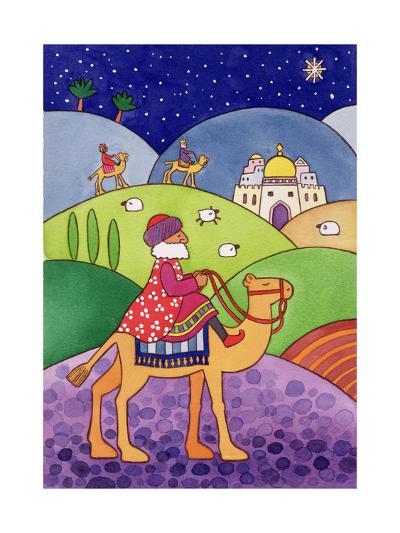 The Three Kings, 1997-Cathy Baxter-Giclee Print