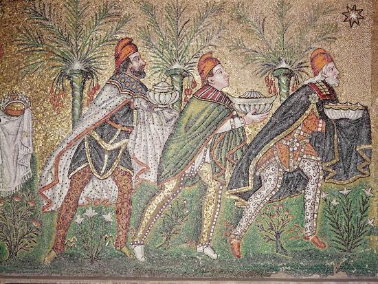 The Three Kings--Giclee Print