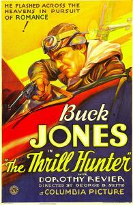 The Thrill Hunter, Buck Jones, 1933