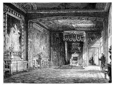 The Throne Room, Windsor Castle, C1888--Giclee Print
