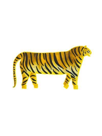 The Tiger, 2009-Cristina Rodriguez-Giclee Print