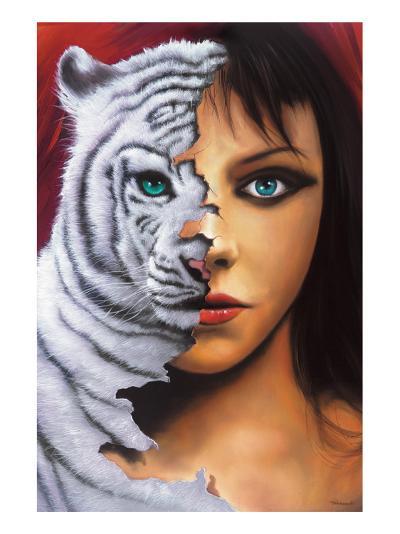 The Tigress-Jim Warren-Premium Giclee Print