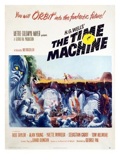 The Time Machine, 1960--Photo