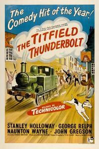 The Titfield Thunderbolt, 1953, Directed by Charles Crichton