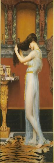 The Toilet, 1900-John William Godward-Giclee Print