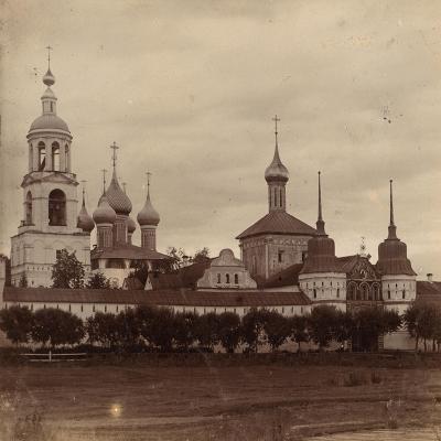 The Tolga Convent in Yaroslavl, 1910-Sergey Mikhaylovich Prokudin-Gorsky-Giclee Print