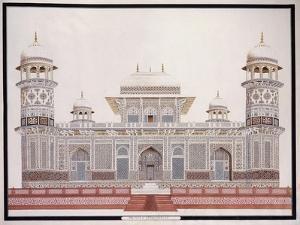The Tomb of Etahmadowlah, C. 1815
