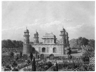 The Tomb of Itimad-Ud-Daula, Agra, India, C1860--Giclee Print