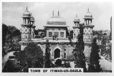 The Tomb of Itimad-Ud-Daula, Agra, India, C1925--Giclee Print