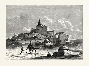 The Tomb of Jonah, Near the Mosque, on the Artificial Mound of Nebbi Yunis, Nineveh