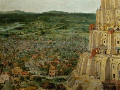 The Tower of Babel, Detail-Pieter Bruegel the Elder-Giclee Print
