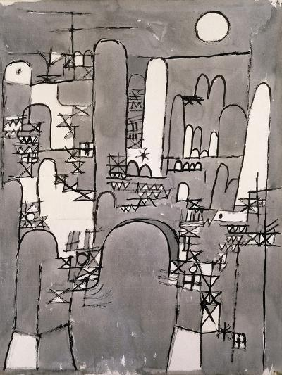 The Tower-Paul Klee-Giclee Print