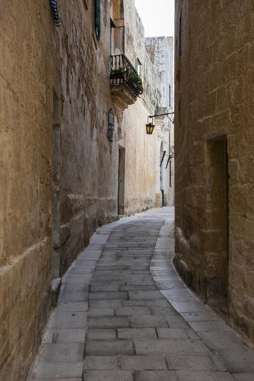 The Town of Imdima (Mdina), Malta, Europe-Michael Runkel-Photographic Print
